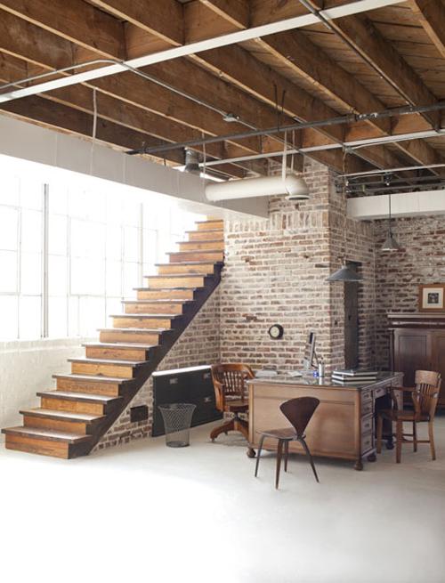 mein loft traum eine wohnung zum verlieben quartier. Black Bedroom Furniture Sets. Home Design Ideas