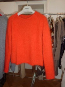 Mohair Pullover By Malene Birger