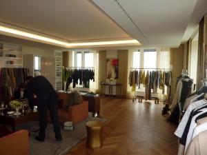 Press Days Suite Ritz Carlton