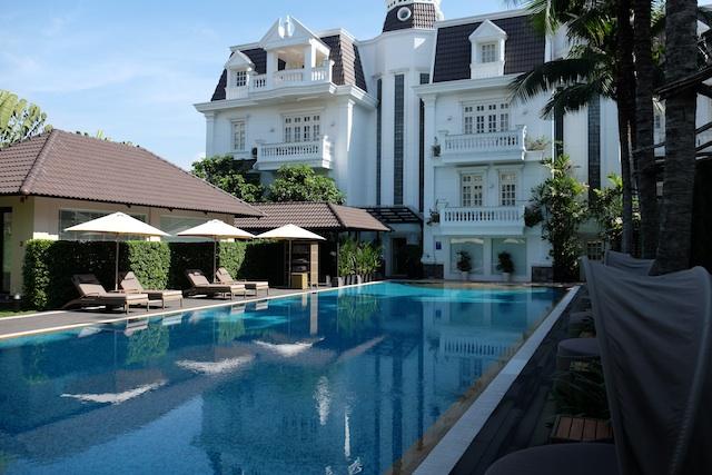 Villa Song Saigon Pool