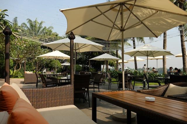 Villa Song Saigon Terrasse