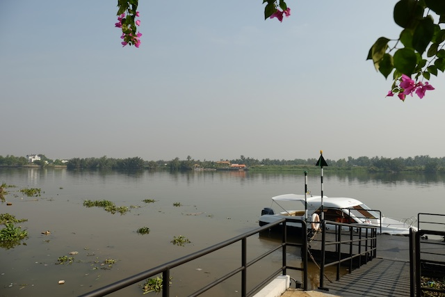 Villa Song Saigon Shuttleboat