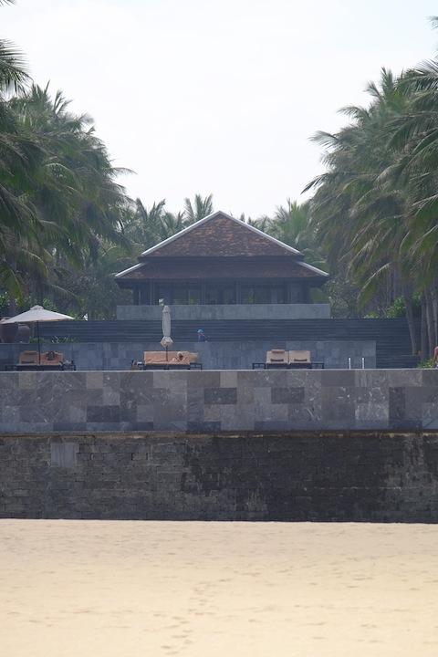 The Nam Hai public area