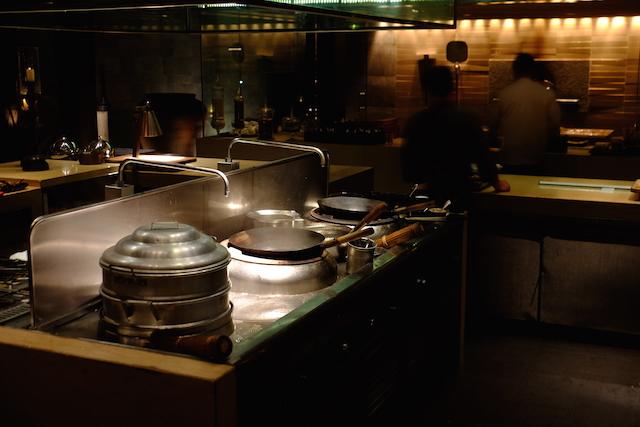 The Nam Hai Restaurant