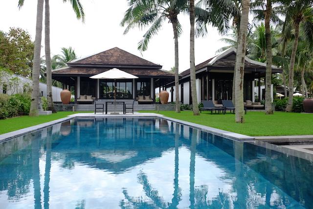 Nam Hai Hotel Poolvilla