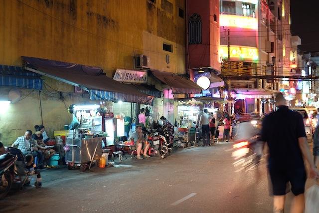 Garküche Saigon