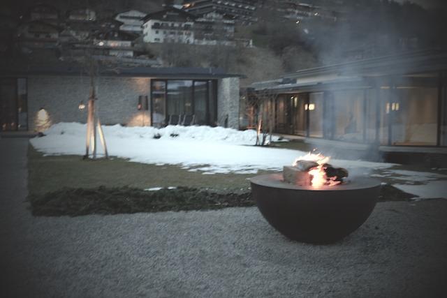 Feuerschale Wiesergut
