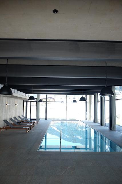 Pool Hotel Wiesergut