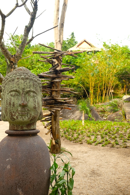 An Lam Ninh van bay Ankunft
