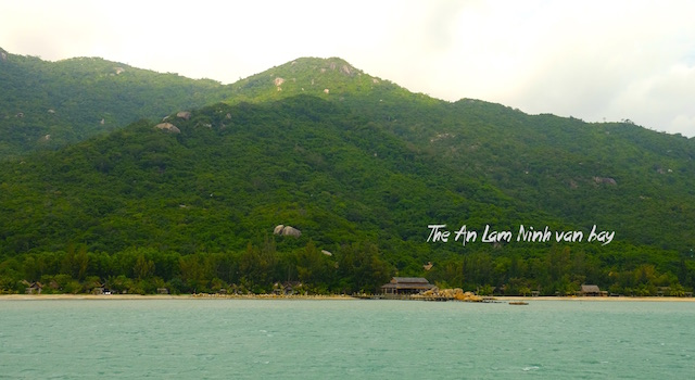 An Lam Ninh van bay resort