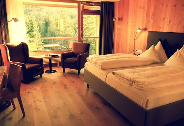Zimmer das Kranzbach