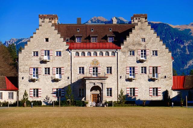 Hautshaus das Kranzbach