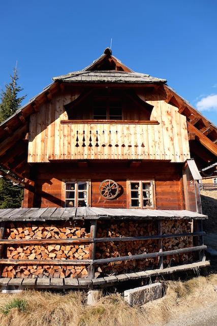 Jagdhaus Almdorf Seinerzeit