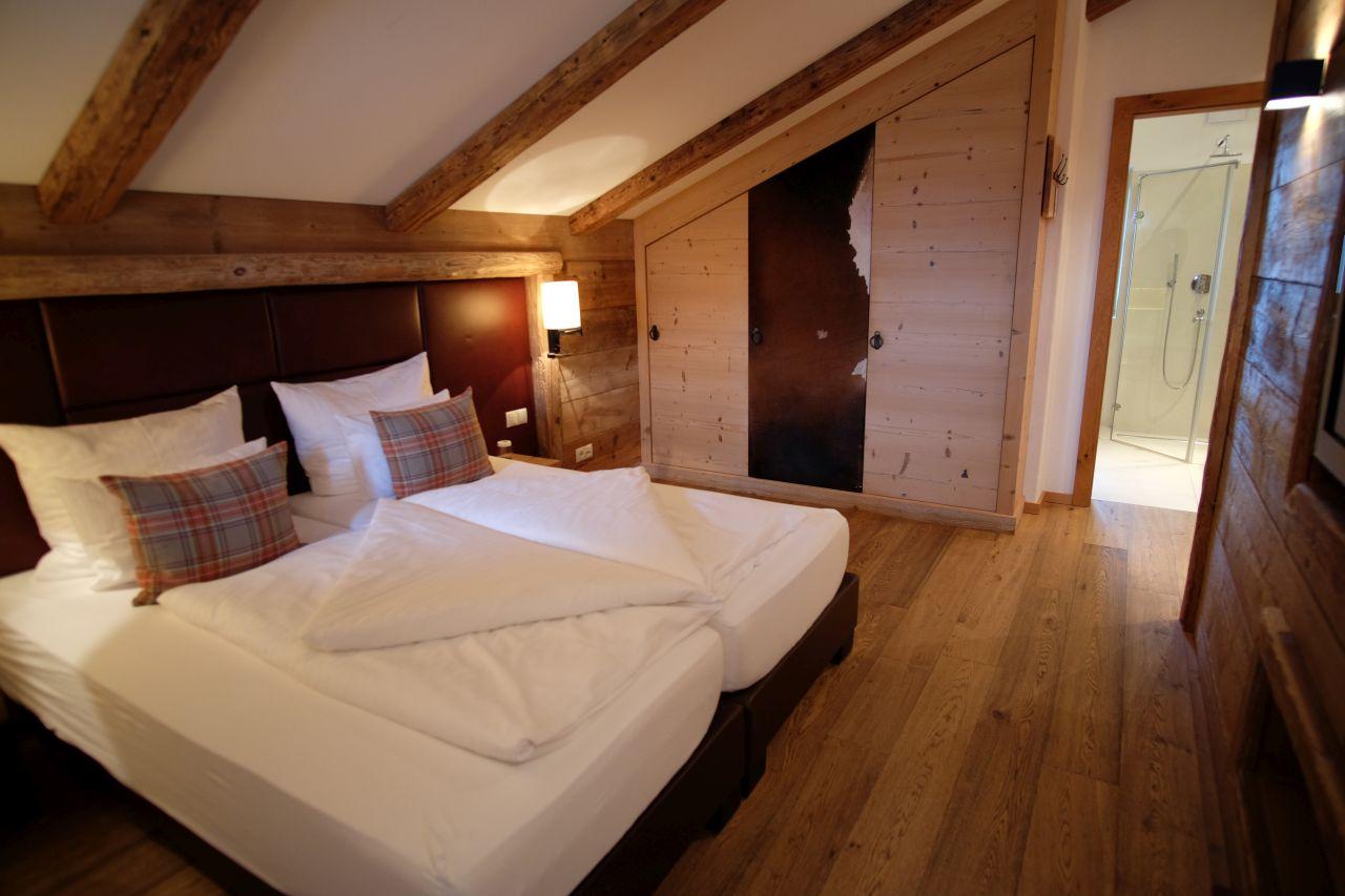 Schlafzimmer_Maierl_Chalet