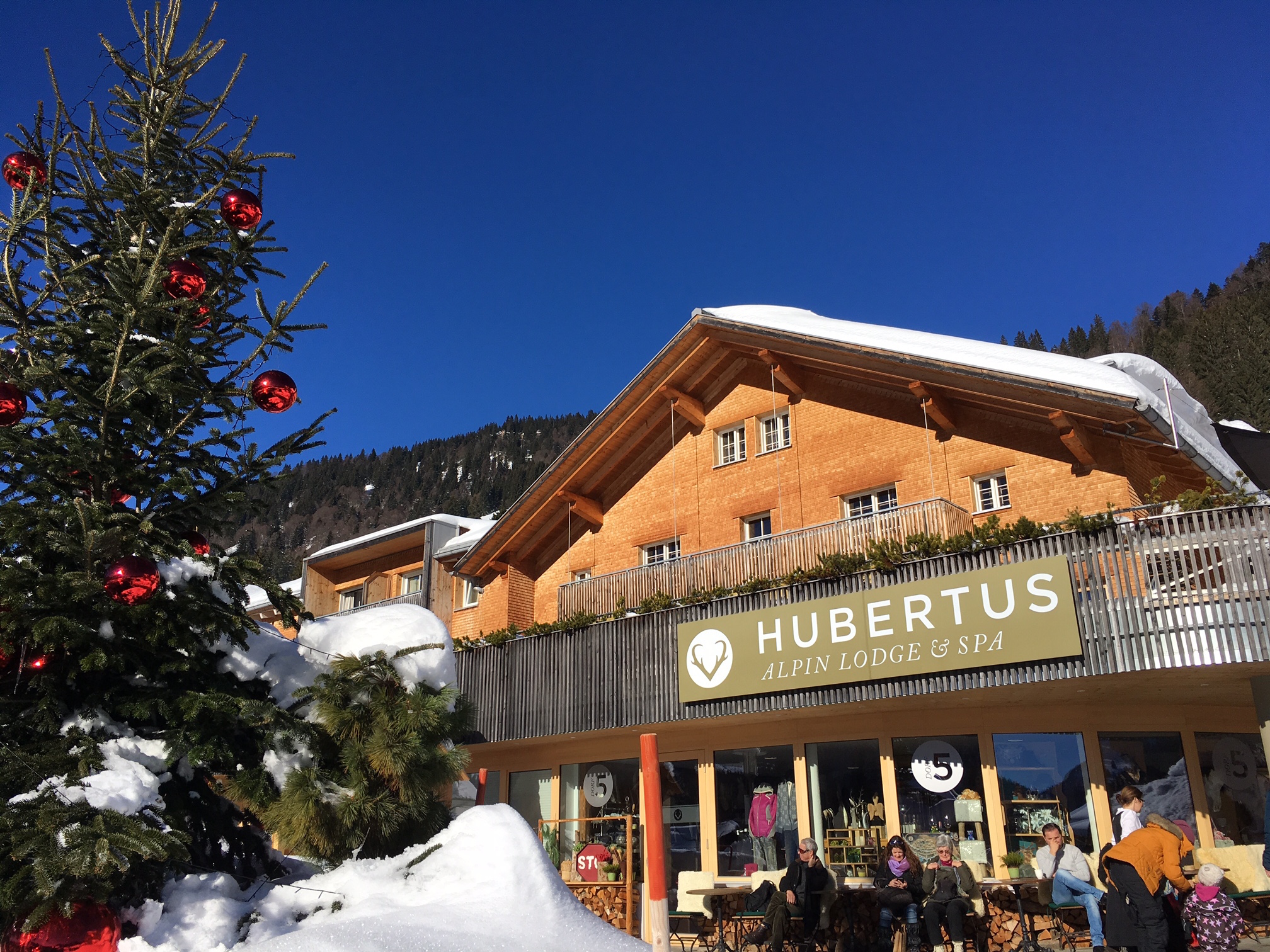Hotel Hubertus Alpin Lodge und SPA