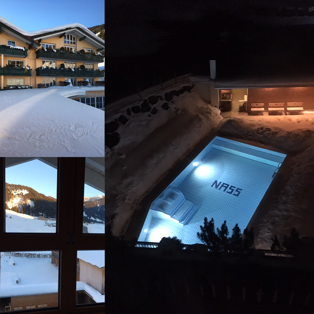 Huberuts Alpin Lodge und SPA