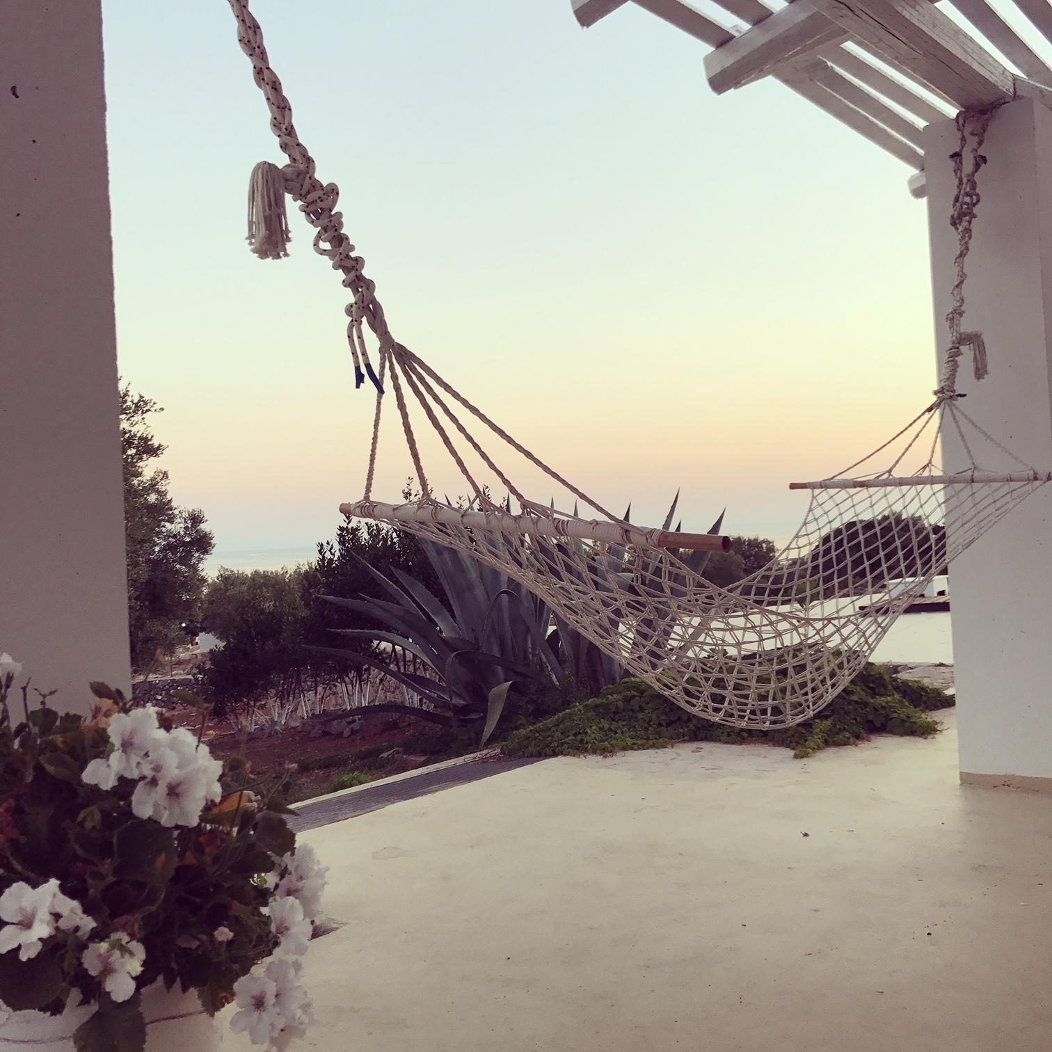Eine Weisse Villa In Salento Ein Traum Wird Wahr Quartier Deluxe Com