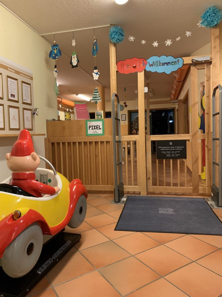Kidsclub Alpenrose Lermoos
