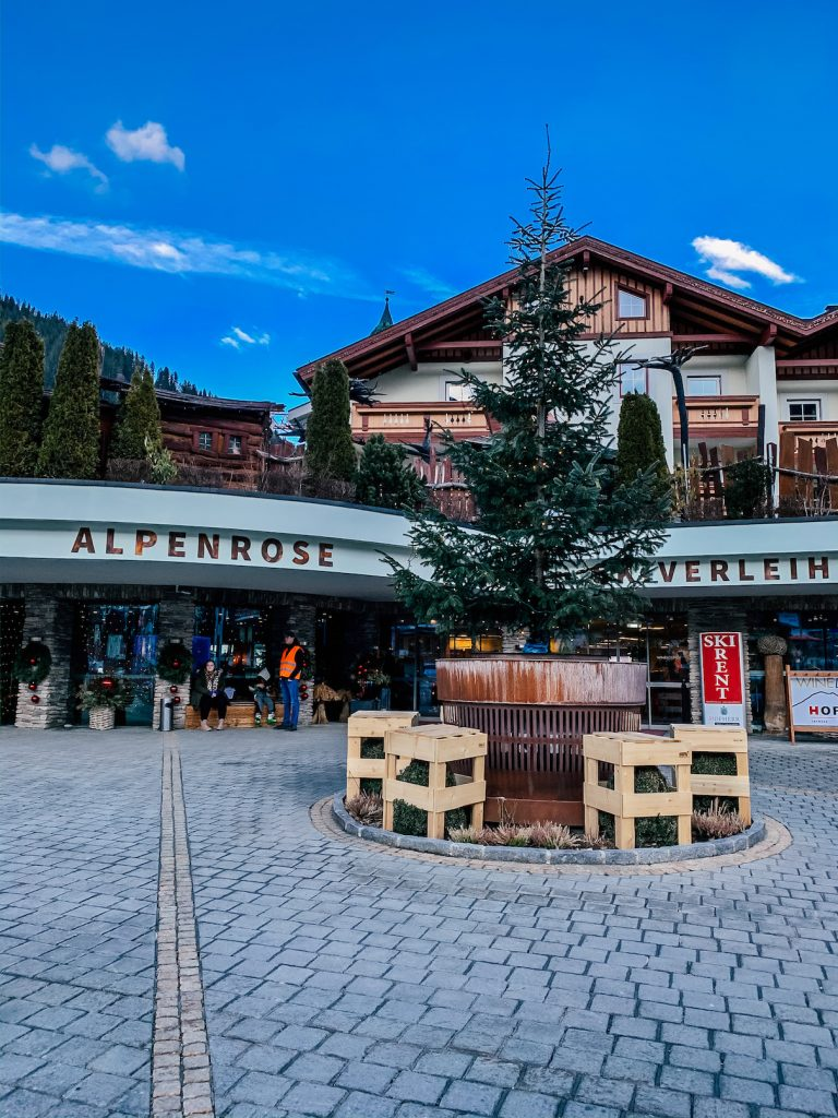 Alpenrose Lermoos